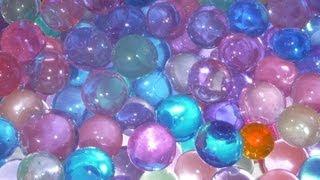 getlinkyoutube.com-Water Balz Polymer Balls