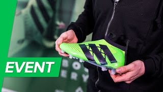 How the adidas ACE 16+ PureControl was created | adidas HQ interview and tour
