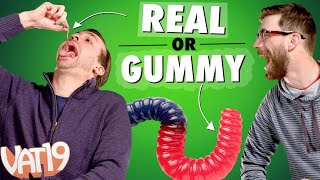 getlinkyoutube.com-Real Food vs. Gummy Food!