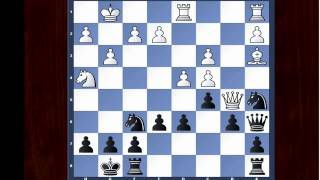 Winning Chess Strategy #4 - Exploiting Weak Pawns and Weak Squares