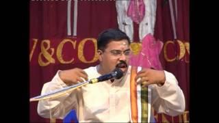 Bhakthi 1 - discourse (sorpozhivu) by Sri Vengat G