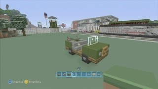 getlinkyoutube.com-SPANKLECHANK'S Minecraft Tutorials: How to make an ARMY truck