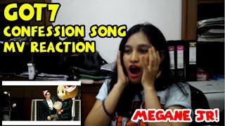 getlinkyoutube.com-GOT7 고백송 (Confession Song) MV Reaction [Delulu Fangirls]