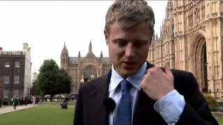 17 Nov 2010 - Catch21 interview on inaugural year as MP
