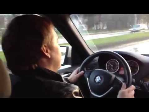 Взгляд на мир из окна BMW