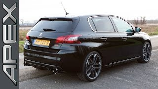 getlinkyoutube.com-PEUGEOT 308 GTi by Peugeot Sport (270 pk) - TestDrive (English Subtitles) (2016)