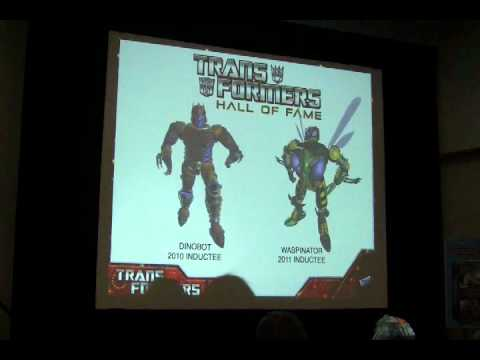 San Diego Comic-Con 2011 - Shout Factory TF Panel 2