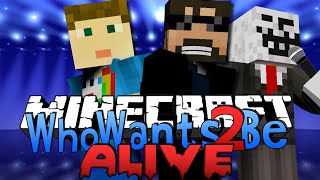 Minecraft: Who Wants To Be Alive Trivia | Math is Good?