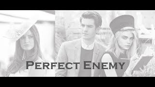 T.A.T.u  Perfect Enemy (Lyrics)(Sub Español) (CC)