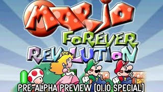 getlinkyoutube.com-Mario Forever Revolution - First global pre-alpha preview [01.10 SPECIAL]