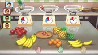 getlinkyoutube.com-Wii Party U - Minigames Playthrough Part 2