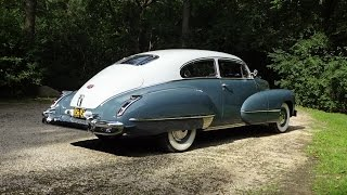 getlinkyoutube.com-1942 Cadillac Caddy Series 62 Coupe Fastback & Engine Sound on My Car Story with Lou Costabile