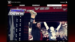 "getlinkyoutube.com-WWE 2K16 Universe Mode: ""The Movement Returns"" | Smackdown! | (#3)"