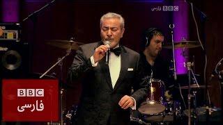 بلور بنفش: کنسرت ستار در لندن