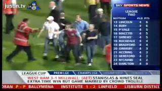 getlinkyoutube.com-Millwall vs West Ham incidents