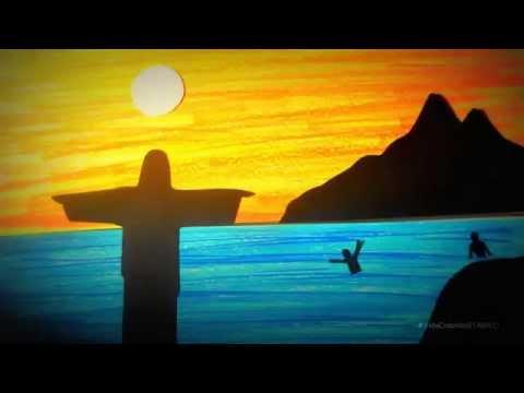VidaColoridaSTABILO  ♥ Homenagem aos 450 anos do Rio de Janeiro