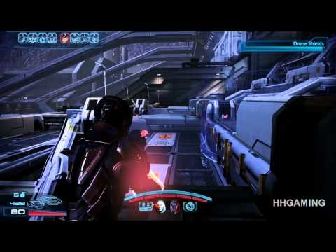Mass Effect 3 Leviathan DLC Walkthrough full dlc no commentary Walkthrough
