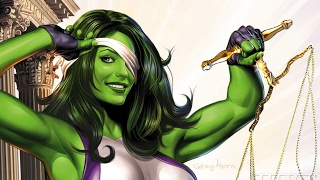 getlinkyoutube.com-Marvel's SHE-HULK Trailer - Mark Ruffalo, Angie Harmon [HD] FAN-MADE