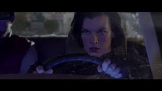 getlinkyoutube.com-Resident Evil: Retribution 3D - Moscow Chase