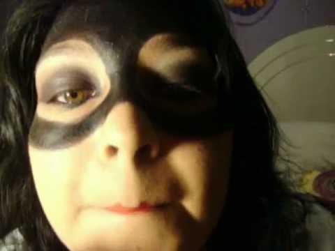 Maquillaje Halloween...GATUBELA