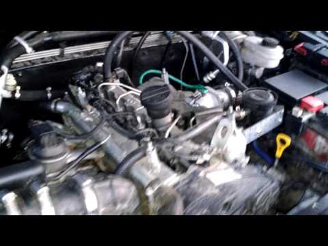 Замена антифриза и выгон воздуха с двигателя 4D20 Hover H5 DT