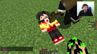 getlinkyoutube.com-At Kafasıyla Minecraft Hunger Games Akmacalar