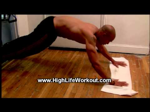 HOME ABS WORKOUT  HOW TO GET A 6 - SIX PACK FAST Build Muscle Burn Fat (Big Brandon Carter)