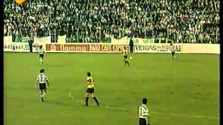 29J :: Beira Mar - 0 x Sporting - 4 de 1993/1994