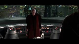 getlinkyoutube.com-(HD 1080p) Mace Windu vs. Darth Sidious & Anakin Skywalker