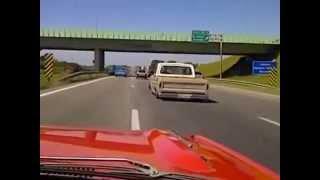 getlinkyoutube.com-Encontro Sorocaba F100 V8 Bagged , Dodge Charger RT, C10 Forte