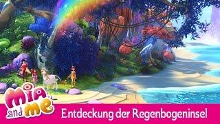 getlinkyoutube.com-Die Entdeckung der Regenbogeninsel - Mia and me