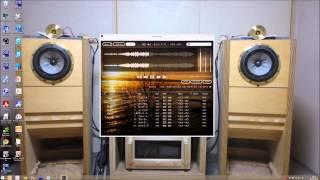 getlinkyoutube.com-FOSTEX FE208ES-R 自作スピーカー D-58ESR (ハイレゾ 音源)⑤