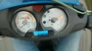 getlinkyoutube.com-scooter 4 tempi (modificato 90cc)