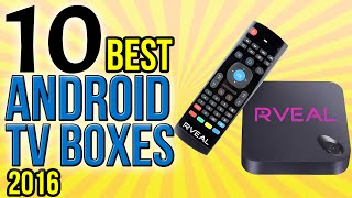 getlinkyoutube.com-10 Best Android TV Boxes 2016