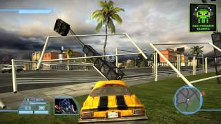 getlinkyoutube.com-Transformers The Game PC- let's Play  - Parte #1 - [ESP][HD][TPC] - Los suburbios y el Inicio