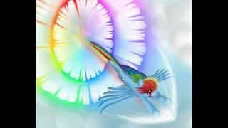 getlinkyoutube.com-Sonic Rainboom ~ Speedpaint