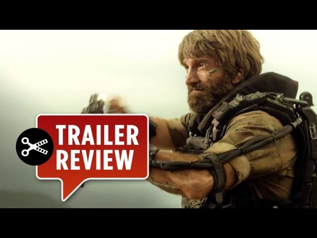 Instant Trailer Review - Elysium Official Trailer #2 (2013) - Matt Damon, Jodie Foster Sci-Fi Movie