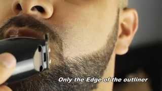 getlinkyoutube.com-How to raze shape up your own Beard  -HD