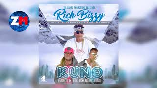Rich Bizzy Ft Willz & Raydee - KUNO (Official Audio) | ZedMusic | Zambian Music 2018