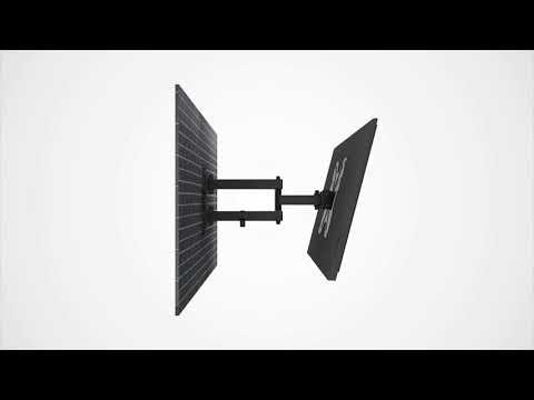 Crest Medium Full Motion TV Mount - 20-42 Inch