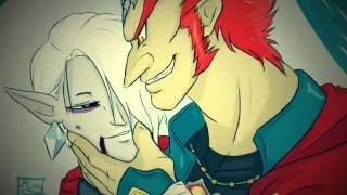 getlinkyoutube.com-♡◆Ghirahim x Link Blow◆♡