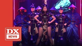 Nicki Minaj Accused Of Cultural Appropriation After SNL Performance Of