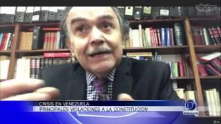2da. entrevista con el abogado Omar Estacio sobre la crisis en Venezuela