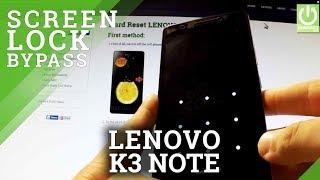 getlinkyoutube.com-Hard Reset LENOVO K3 Note - Remove Password in Chinese Recvoery