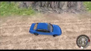 """Beamng drive Electric cars and stubby T-series """"Stubby Bob"""