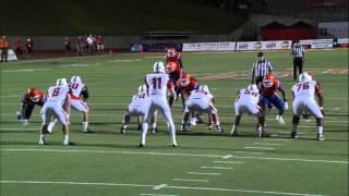 getlinkyoutube.com-Football: Lamar 49, SHSU 46 (Highlights)