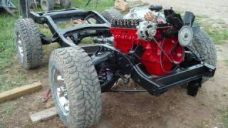 getlinkyoutube.com-Building a 440 Dunebuggy