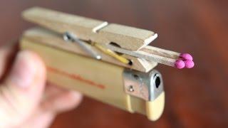getlinkyoutube.com-4 trucos de magia con encendedores
