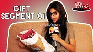 getlinkyoutube.com-Harshita Gaur gift segment - part 01
