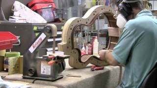 Building a PRS Acoustic with Dream Guitars